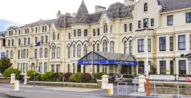 Royal Clifton Hotel Outside